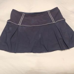 Lululemon Lost In Pace Skirt Size 8